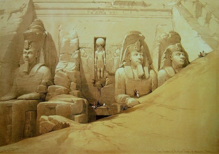 Abu Simbel Temples – The Amazing Temples Of Ramesses II