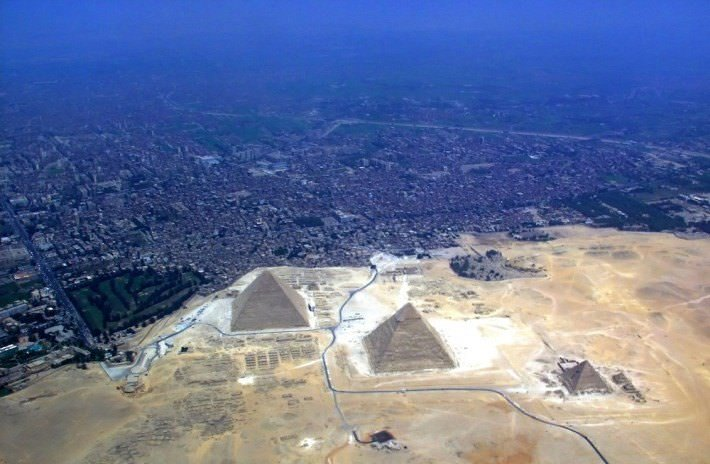 Giza Pyramids The Most Famous Tourist Attractions In Cairo
