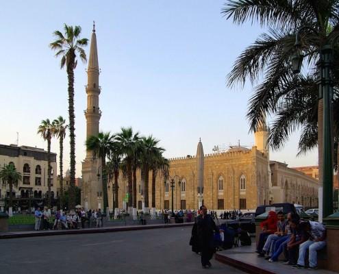 Al Hussein Mosque, Cairo