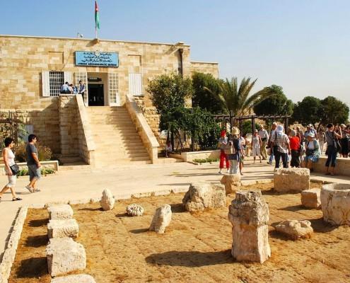 Amman Archaeological Museum