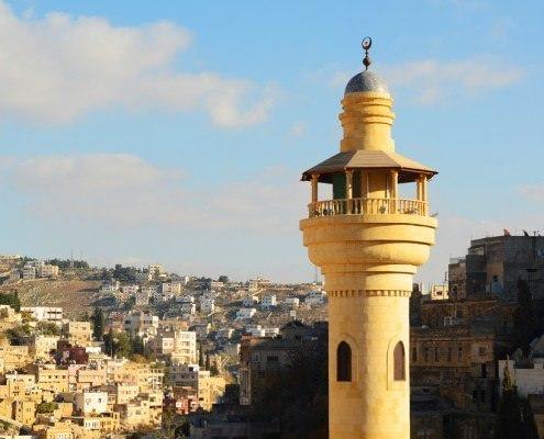 As-Salt in Jordan