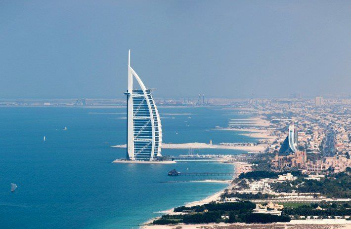 Burj al arab a visit to the world s only amazing 7 star for The seven star hotel in dubai
