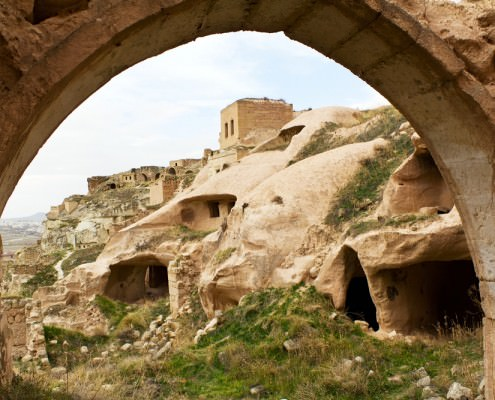 Cavusin In Cappadocia