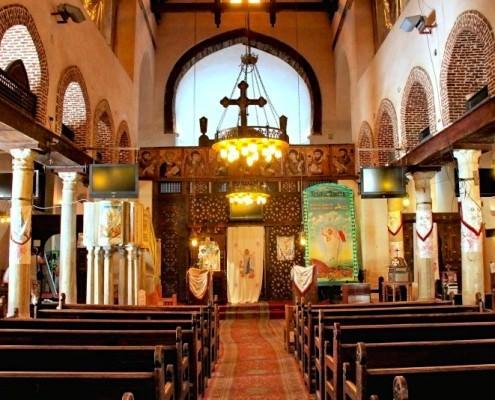 Church of St. Barbara, Cairo