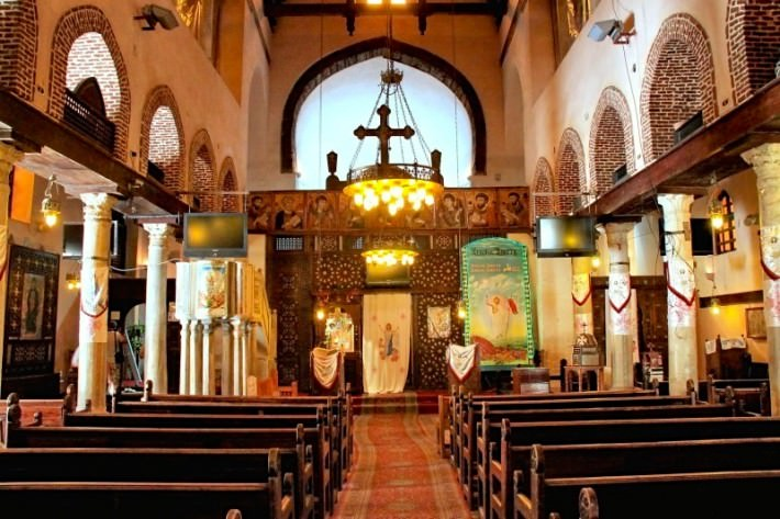 Church of St. Barbara, Cairo
