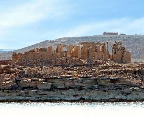 Citadel Of Kasr Ibrim, Lake Nasser