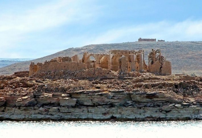 Citadel Of Kasr Ibrim, Lake Nasser