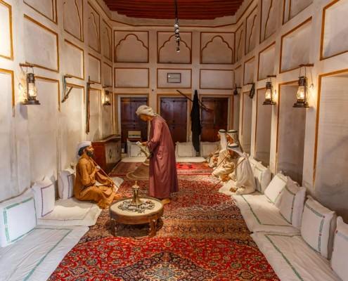 Display in Dubai Museum
