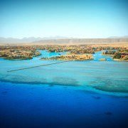 Diving in El Gouna