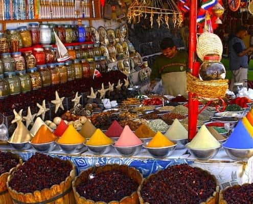 Egyptian Spices, Nubian Village
