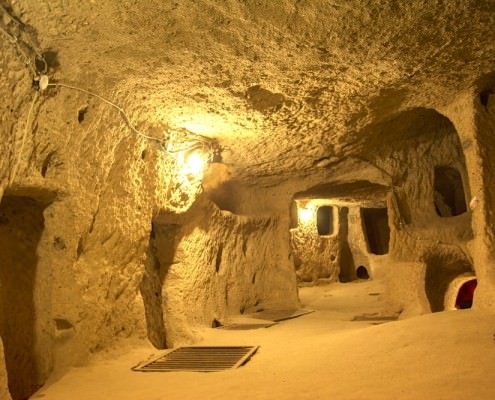 Kaymakli Underground World