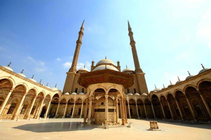 Mosque of Muhammad Ali – The Alabaster Mosque