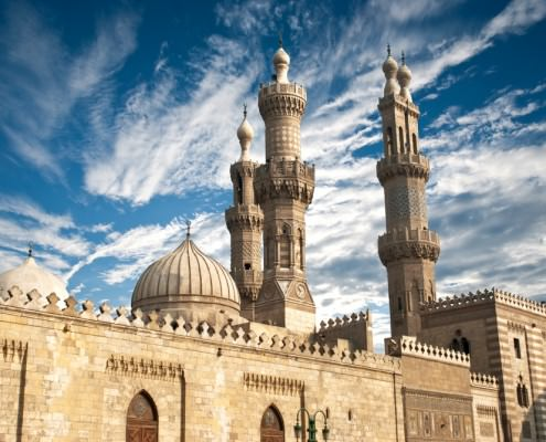 Mosque of Al Azhar, Cairo