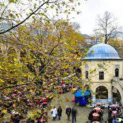 Old Silk Market in Bursa