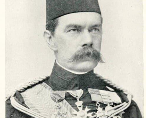 Portrait of Horatio Herbert Kitchener (1850–1916)