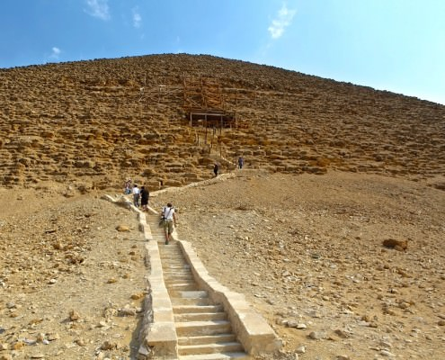 Red Pyramid of King Sneferu, Dahshur