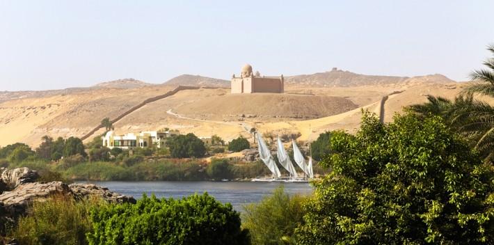 Aga Khan Mausoleum, Aswan - A Truly Magnificent Attraction