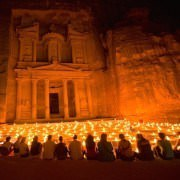 Rose City of Petra, Jordan