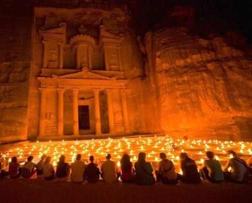 Rose City of Petra, Jordan
