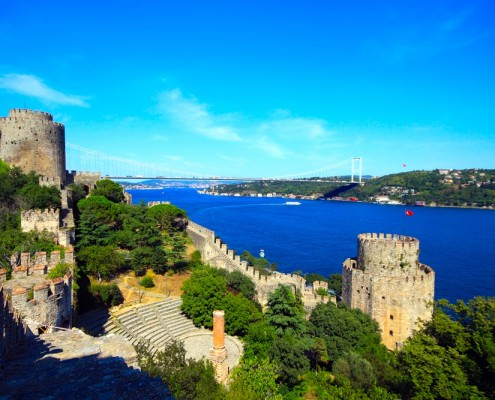 Rumeli Fortress in Istanbul