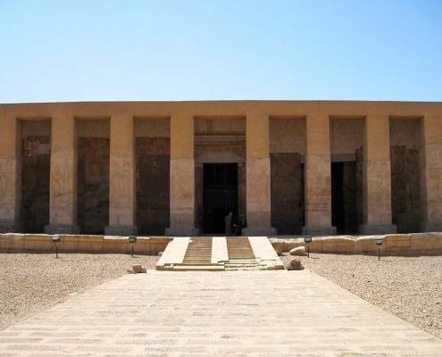 Tempel of Pharaoh Seti I, Abydos