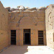Temple of Beit El Wali, Lake Nasser