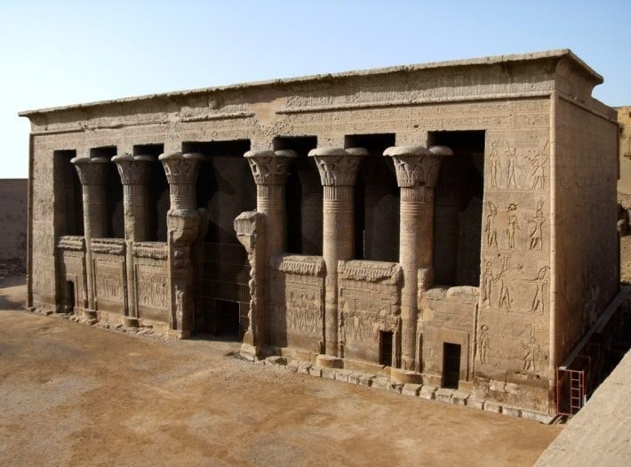 Temple of Khnum, Esna