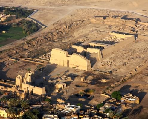 Temple of Ramses II, Ramesseum, Luxor