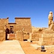 Temple of Seboua at Wadi El Seboua
