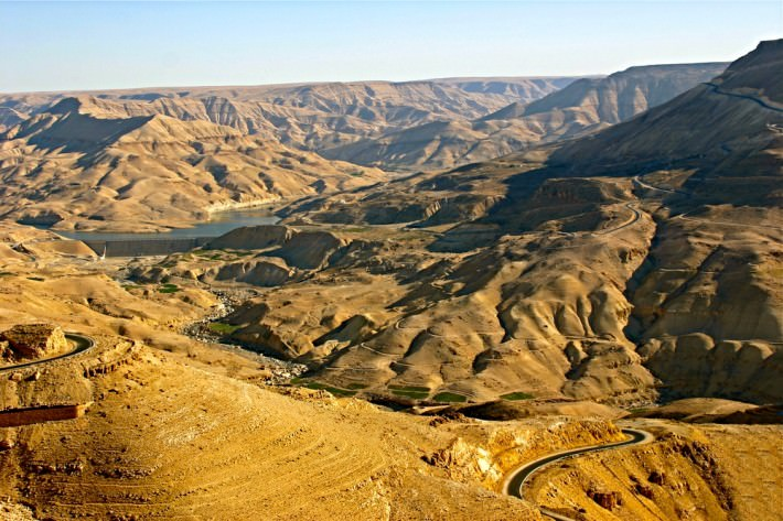 The Great Rift Valley of Jordan, Jordan Valley