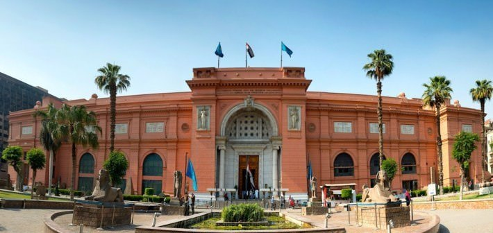 Museum of Egyptian Antiquities, Cairo