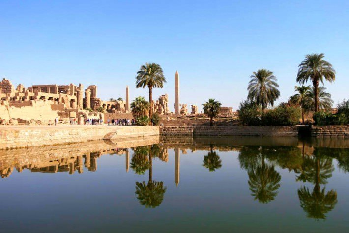 Karnak Temple Largest Religious Site Of The Ancient World