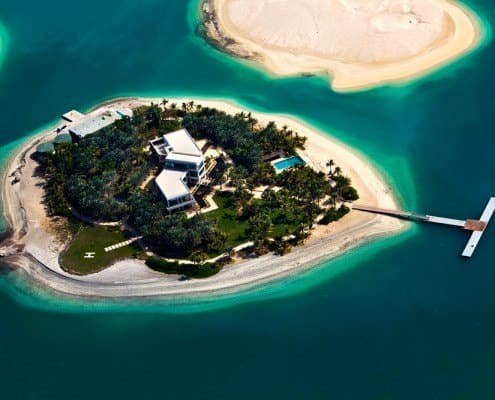 The World island, Dubai