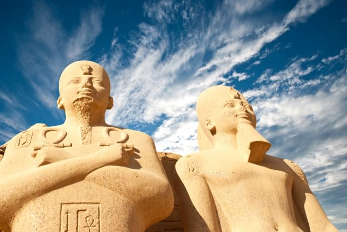 The best Egypt vacation packages include the Karnak Temple Complex in Luxor