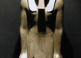 Thutmose III. Found in Temple of Amun at Karnak