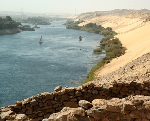 Tombs of the Nobles, Aswan