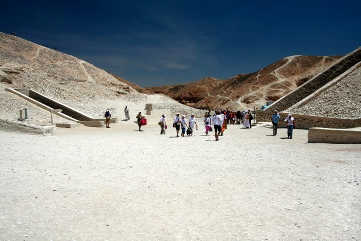Brief History Of The Valley Of The Kings