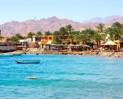 Travel to Dahab