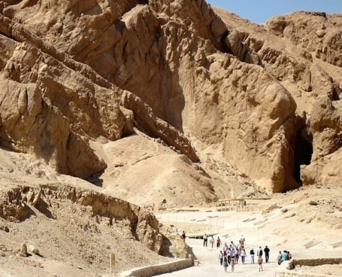 Valley of the Queens, Luxor - Photo by Olaf Tausch
