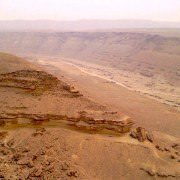 Wadi Degla, The Grand Canyon of Egypt - Photo by Premiero