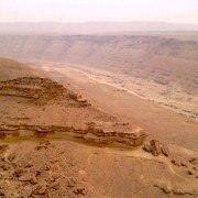 Wadi Degla, The Grand Canyon of Egypt - Photo by Premiero