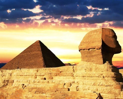 What to See in Egypt