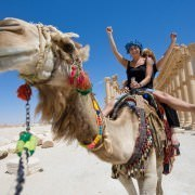 Women travelers in Egypt