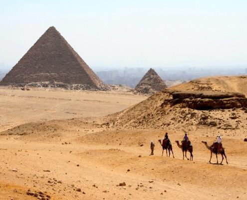 10 Day Egypt Tour - Cairo Aswan Luxor Hurghada