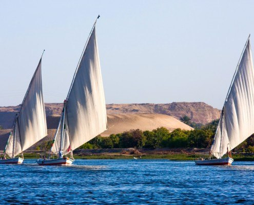 12 Day Egypt Nile River Cruise Tour - Cairo - Nile Cruise - Red Sea