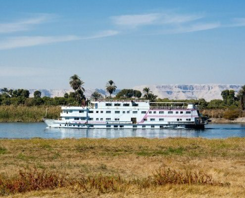 12 Day Egypt Tour - Cairo, Nile and Lake Nasser Cruises, Alexandria