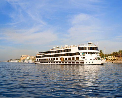5 Day Nile Cruise Luxor to Aswan
