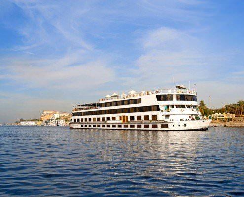 5 Day Nile Cruise Luxor to Aswan