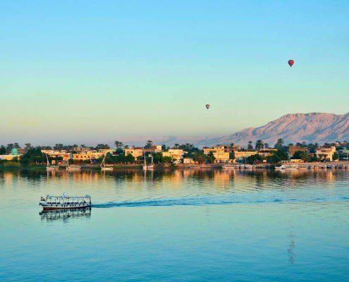 9 Day Egypt Tour - Cairo and Dahabiya Nile Cruise