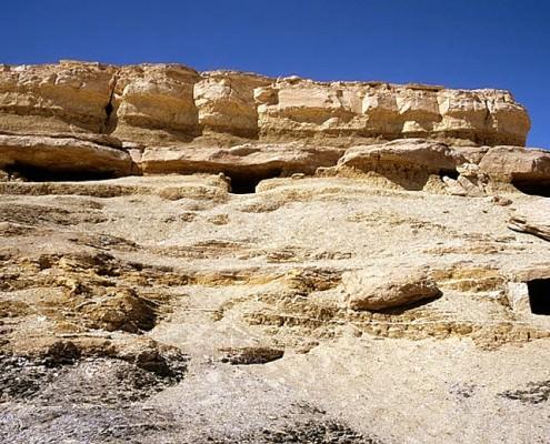 Al Mizawaka Tombs, Hill of Qarat el-Muzawwaqa